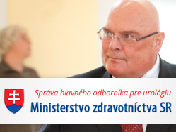 podujatie-Správa hlavného odborníka MZ SR pre urológiu o operačnej činnosti lôžkových oddelení za rok 2015